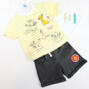 Disney Baby Lion King 2 Piece Outfit Baby Boy